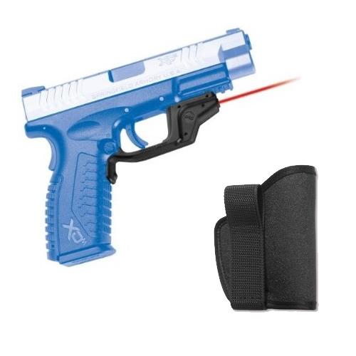 Crimson Trace LG-448H Laserguard Handgun Foregrip Laser w/ Holster, XD and XDM