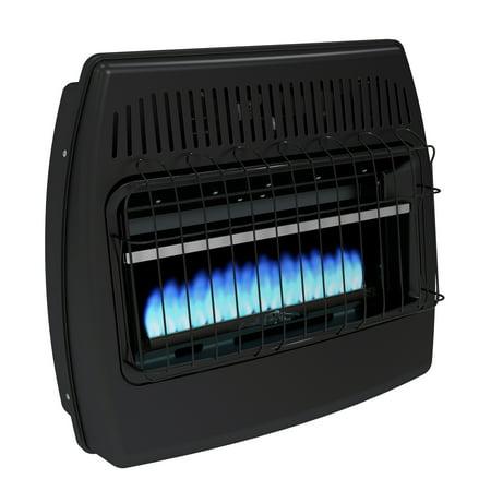 Dyna Glo 30 000 Btu Blue Flame Vent Free Thermostatic