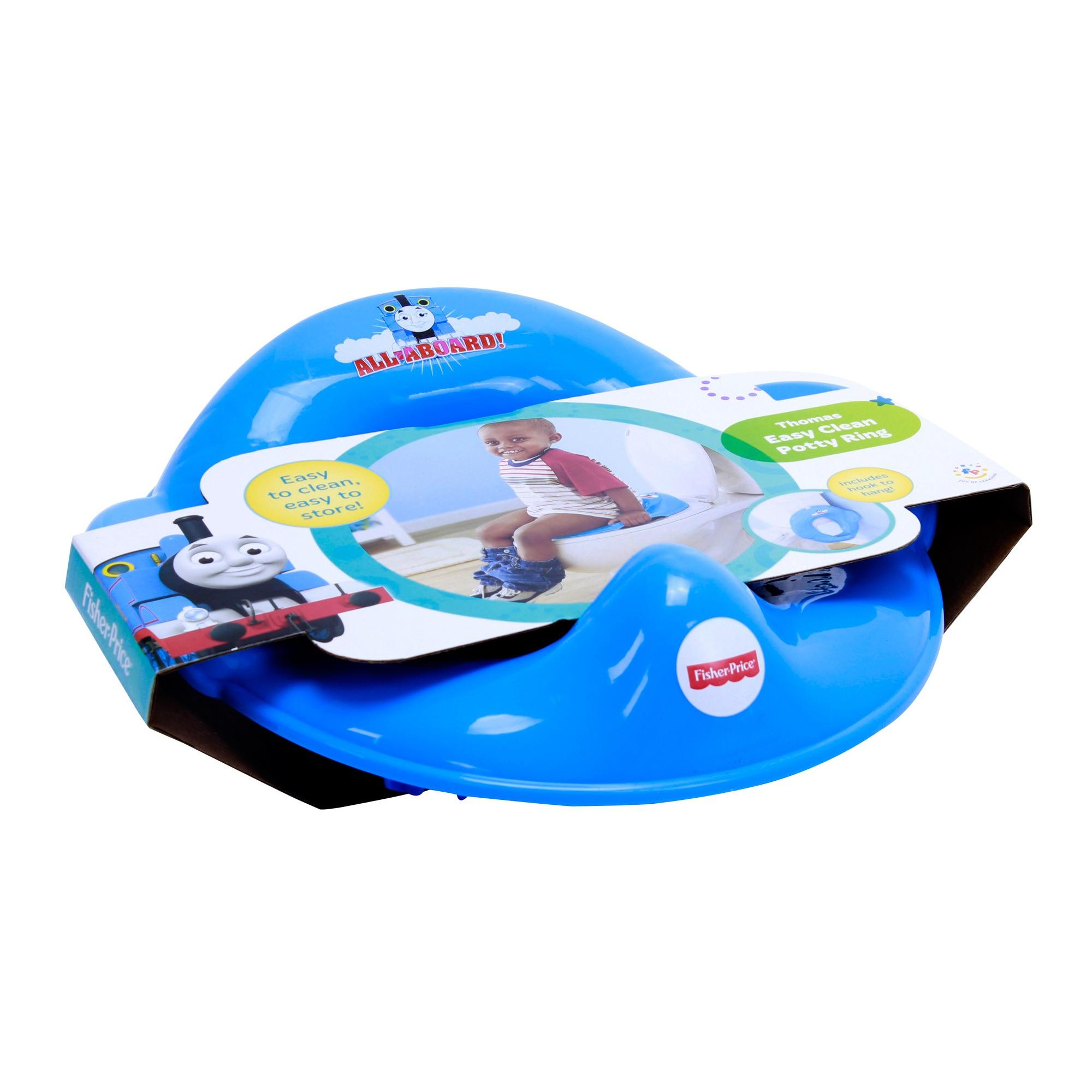 Thomas & Friends Easy-Clean Potty Ring, Blue - Walmart.com
