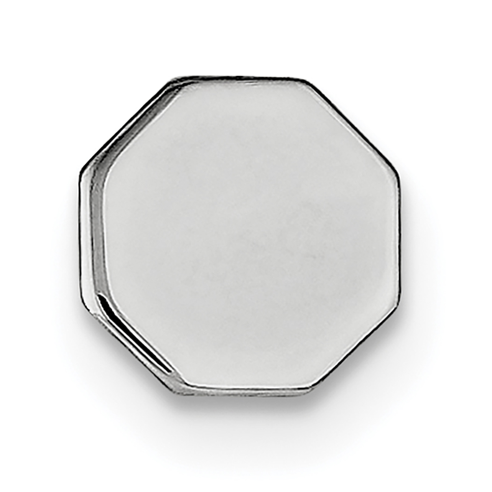 Sterling Silver Tie Tac QQ144