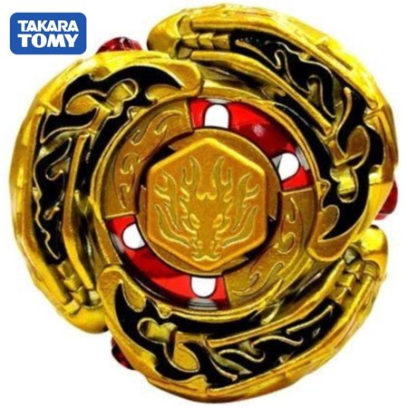 Rare WBBA Limited Edition L-Drago Destructor Destroy DF105LRF GOLD Armored Beyblade