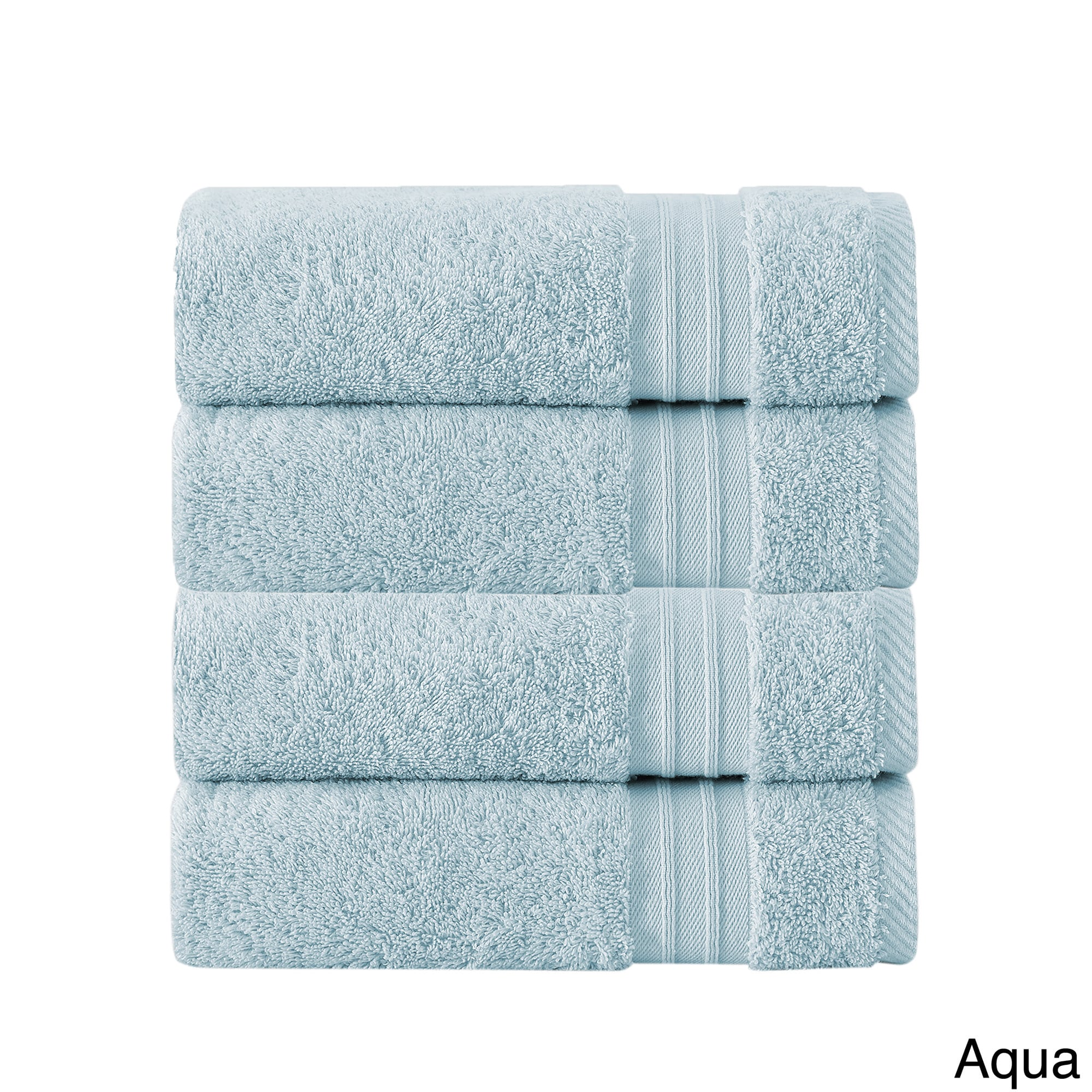 Enchante Home  Barclay 100-percent Turkish Cotton Hand Towels (Pack of 4)