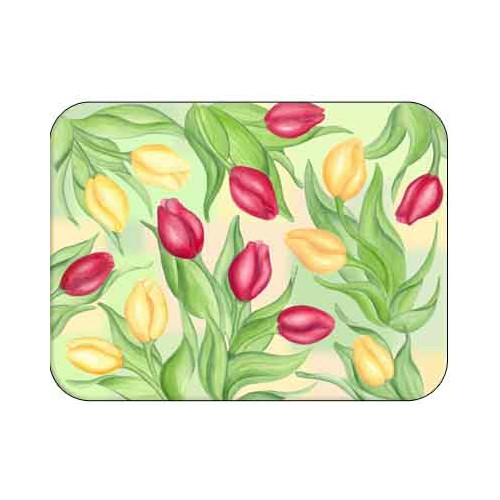 McGowan Tuftop Tulips Cutting Board