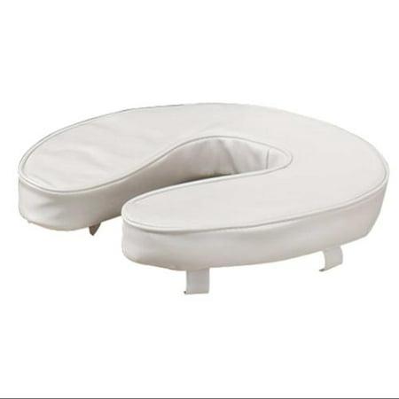 EasyComforts 2 Inch EZ Rise Cushioned Toilet Seat