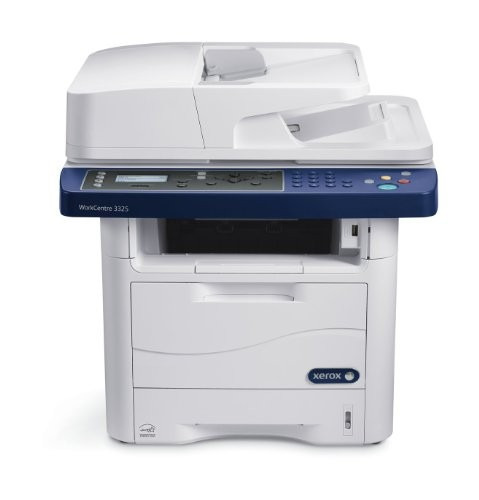 Xerox Workcentre 3225 Multifunction Printer, Print/copy/scan/fax, Up To 29 Ppm, Letter