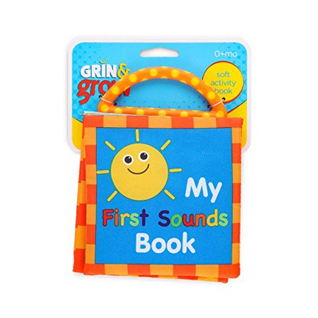 fabric baby cloth activity book crinkle non toxic soft baby s