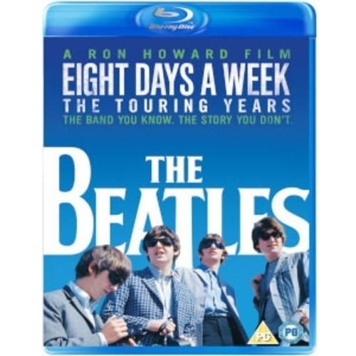Eight Days A Week - The Touring Years (Music Blu-ray)
