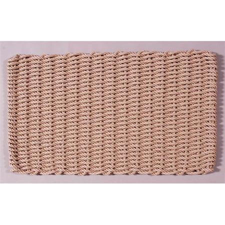 Palomino Rectangular Handcrafted Doormat - Original (Cottage: 16 in. W x 26 in. L) ()