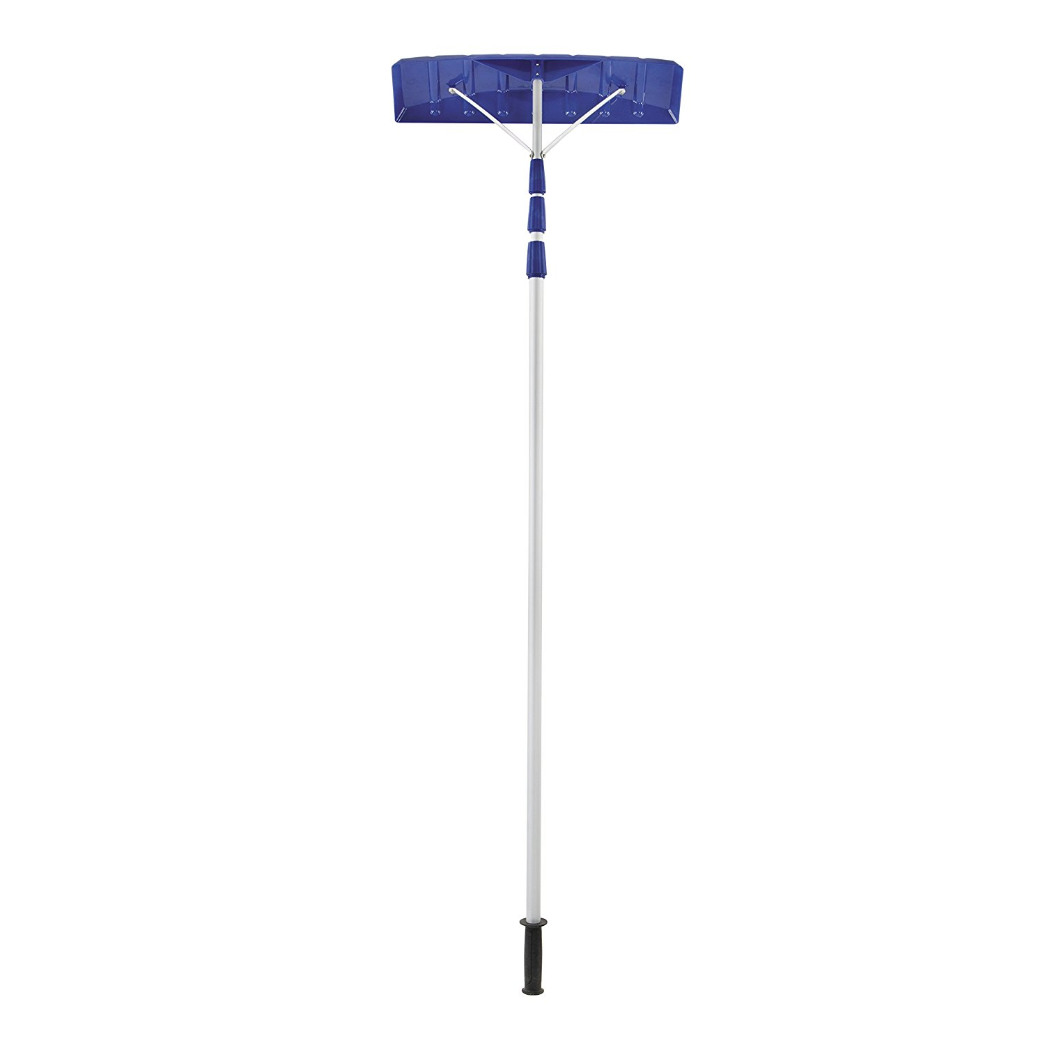 "Snow Joe RJ204M 21' Twist-n-Lock Telescoping Snow Shovel Roof Rake with 6"" by... by Roof Rakes"