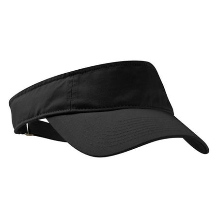 Port Authority Adjustable Fashion Sweatband Twill Visor