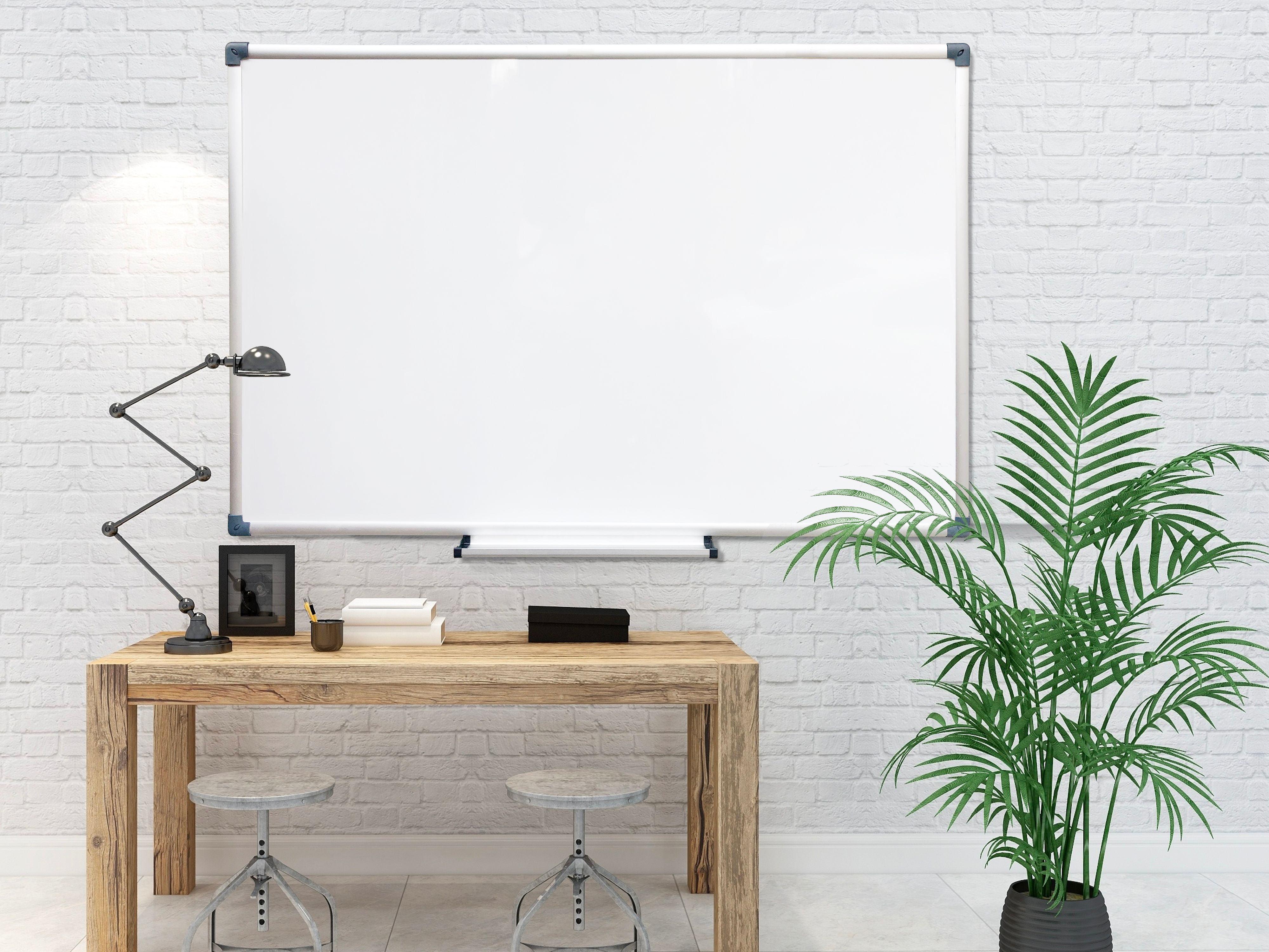 a0a7c4e41aa VIZ-PRO Cat-eye Magnetic Whiteboard   Dry Erase Board