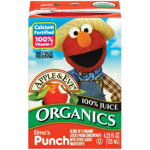 Apple Eve Elmo`S Punch 12 Ml (Pack of 9)