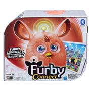 Item Hasbro Furby Connect Friend, 150 colorful eye Orange animations included sleep mask