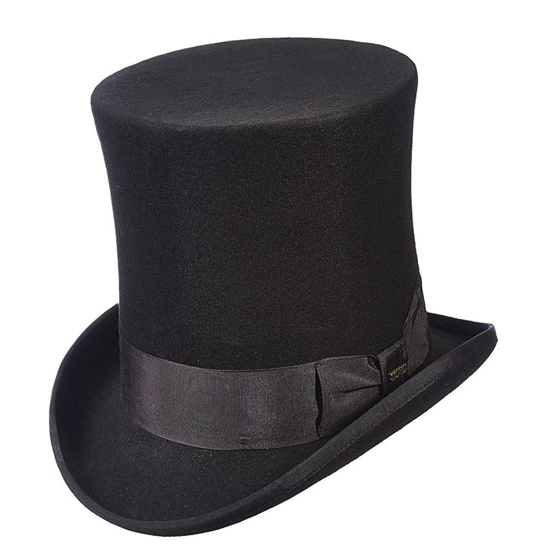 045c15f5b94 New Scala Classico Men s Victorian Tall Top Hat