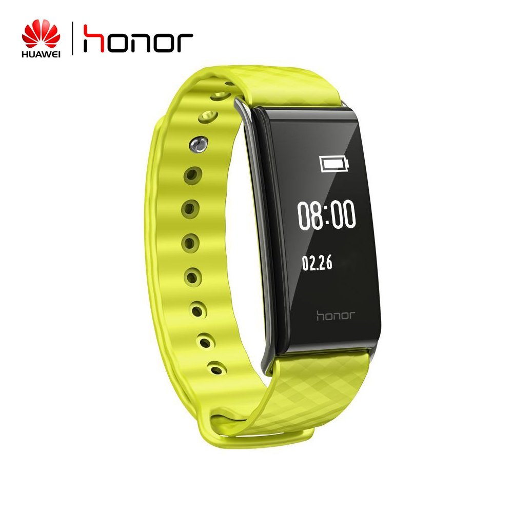 HUAWEI Honor Color Band A2 Band Smart Wristband Sleep Heart Rate Monitor  Bracelet Fitness IP67 BT OLED For Android iOS