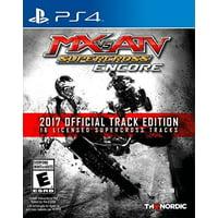 MX vs. ATV: Supercross Encore 2017 - Official Track Edition (PS4)