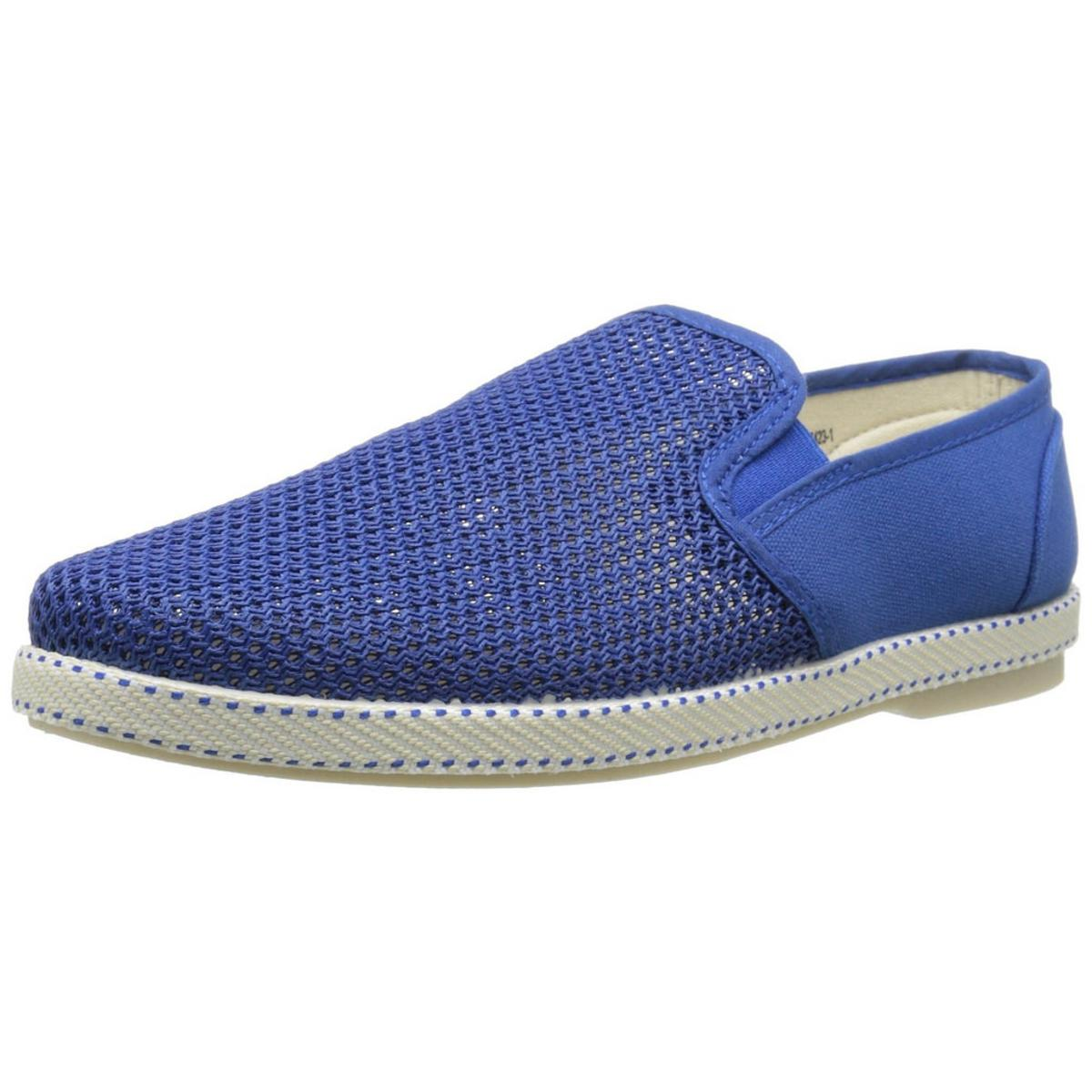GBX Delt Mens Royal Blue Loafers by GBX