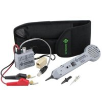 Greenlee 701K-G/6A Professional Tone and Probe Tracing Kit, Standard with ABN Test Clips