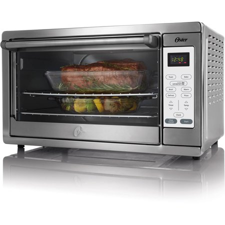 Oster Large Countertop Convection Oven Black : Oster Designed For Life Extra-Large Convection Countertop Oven ...
