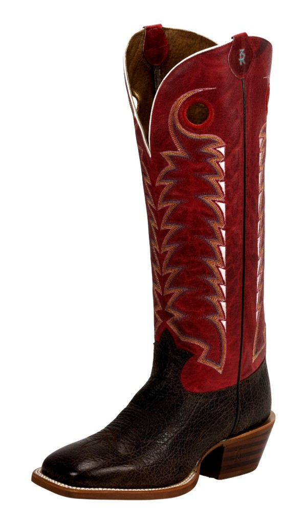 Tony Lama Western Boots Mens Rosston Cowboy 12 EE Café Red 3R1027 by Tony Lama Boots