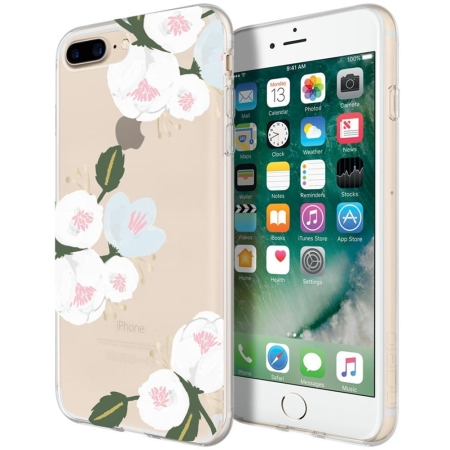 Incipio Design Series Glam Apple iPh 7+ Cool Blossom by Incipio Technologies