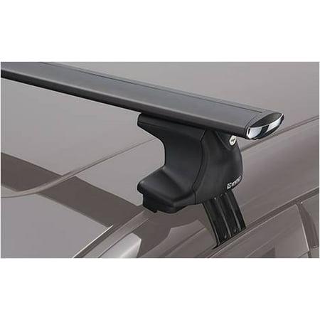 INNO Rack 2012-2019 Volkswagen Passat Sedan Roof Rack System XS250/XB130/XB123/K591 (2012 Volkswagen Passat Roof Rack)