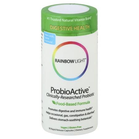 Rainbow Light ProBio Active™ 90 vCaps B-complex 90 Tabs Rainbow Light