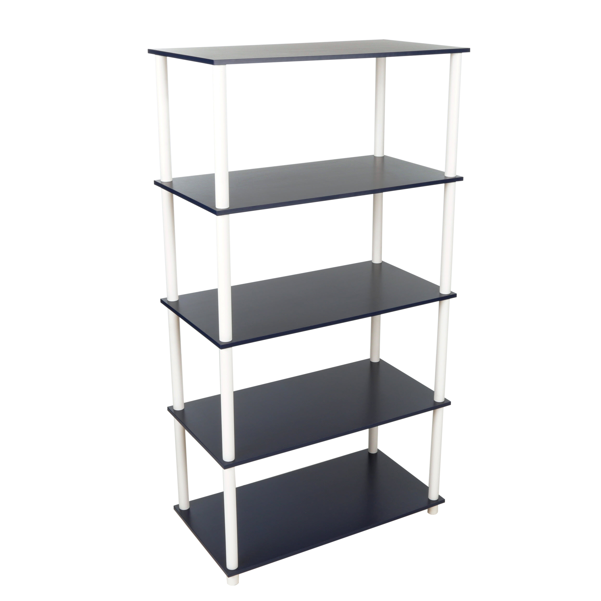 Mainstays No Tools Assembly 8 Cube Shelving Storage Unit