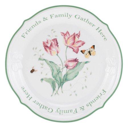 Lenox Butterfly Meadow 7 Piece - Lenox Butterfly Meadow Sentiment Platter