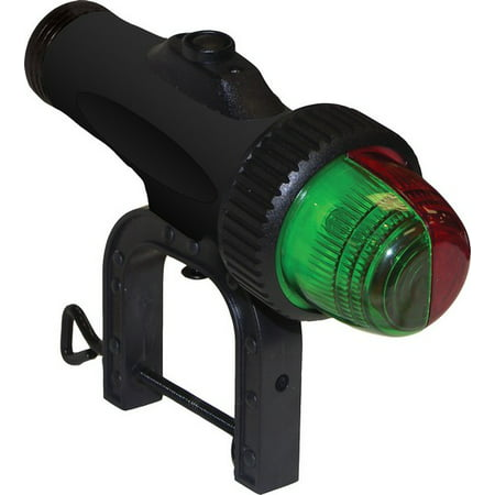 Bow Six Light - Shoreline Marine Bow Bi-Color Light Clamp-On
