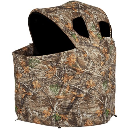 Ameristep Durashell Plus Portable Camouflage Deluxe Hunting Tent Chair