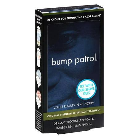 bump patrol Aftershave Razor Bump & Burn Treatment 2.0 oz.(pack of
