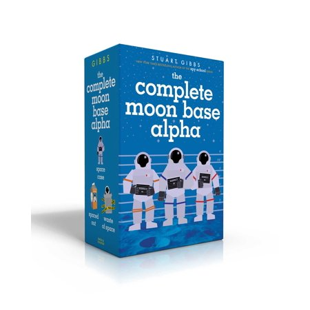 The Complete Moon Base Alpha : Space Case; Spaced Out; Waste of (Best Out Of Waste Projects For Class 10)