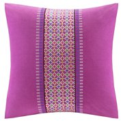 JLA Home Vineyard Paisley Decorative Square Pillow