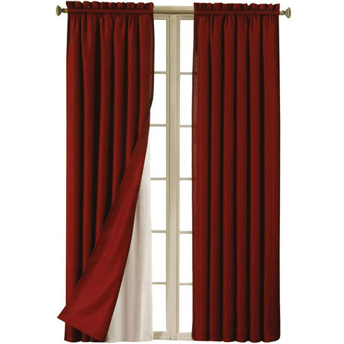 Eclipse Blackout Thermaliner Curtain Panels, Set of 2