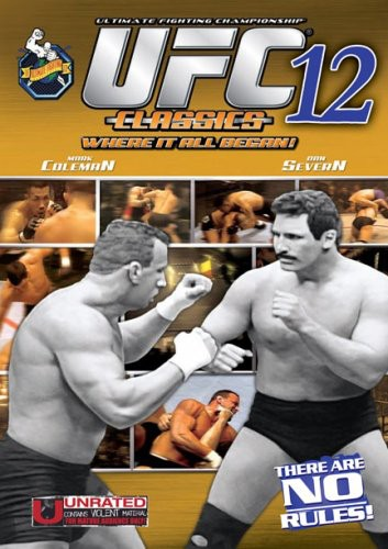 UFC 12: Judgment Day (DVD) by Lions Gate Home Entertainment