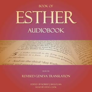 Book of Esther Audiobook: From The Revised Geneva Translation - Audiobook