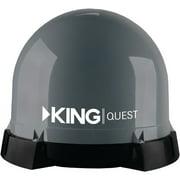 KING VQ4100R Refurbished KING Quest Portable Satellite TV Antenna