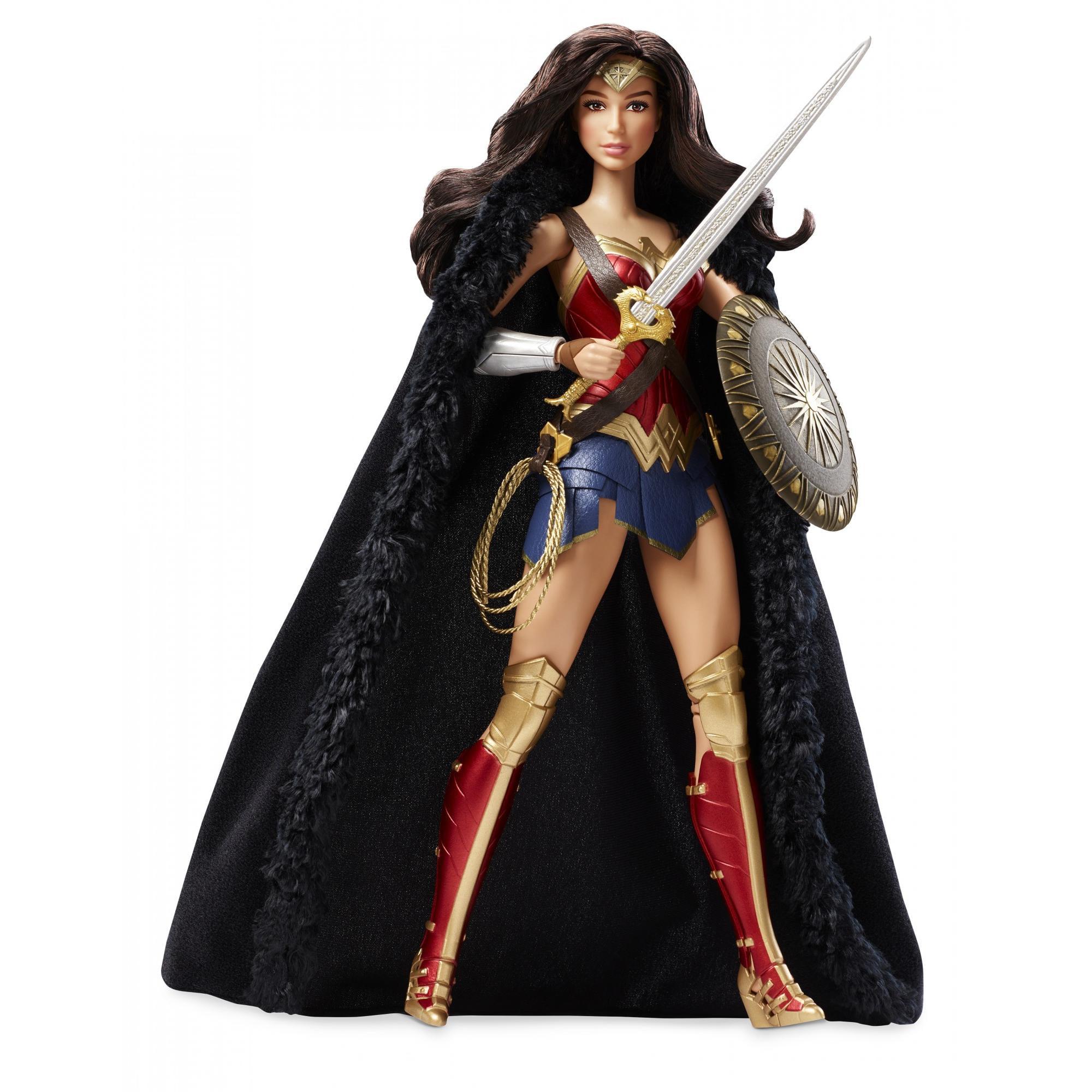 Barbie Wonder Woman Doll by Barbie