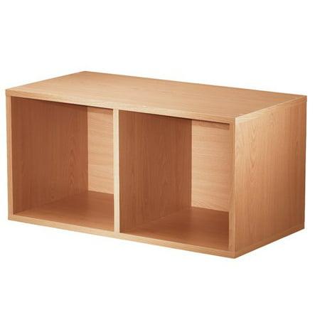 Hazelwood Home Carrabba Storage Cube Unit Bookcase