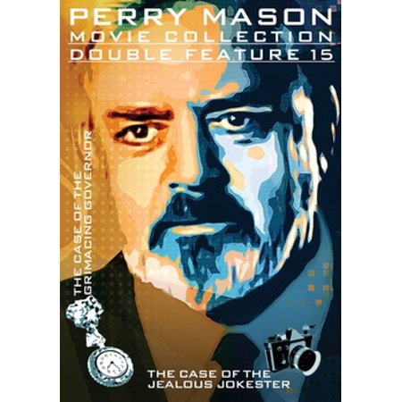 Perry Mason Double Feature: Case Of The Grimacing Governor / Jealous Jokester