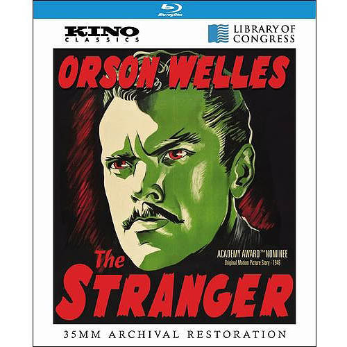 The Stranger (1946) (Remastered Edition) (Blu-ray)