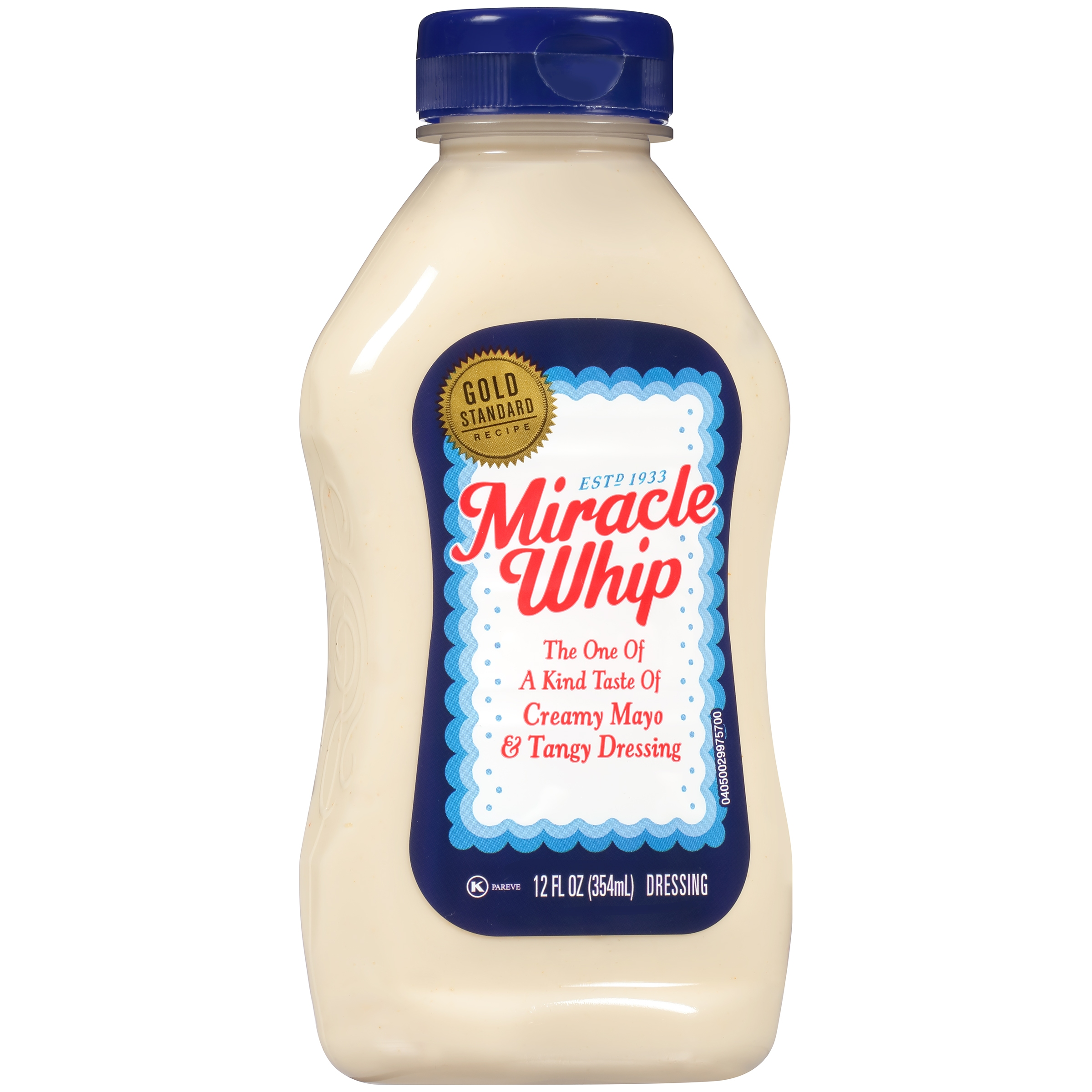 UPC 021000026883 - Kraft Miracle Whip: Original Dressing ...