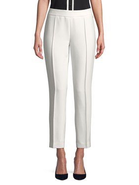 Side-Zip Pants