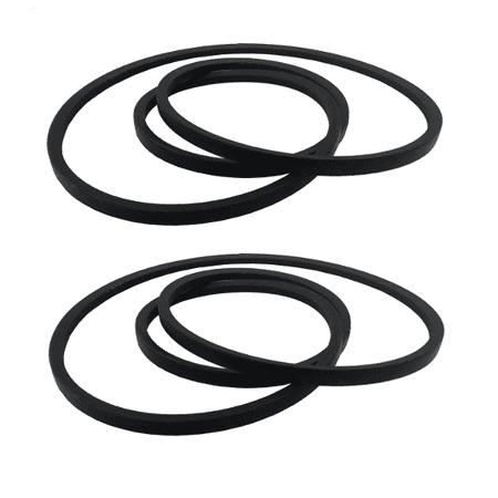 2 Hydro Pump Drive Belt 50-3/4