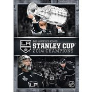 NHL: Stanley Cup 2014 Champions Los Angeles Kings (Widescreen) by Gaiam Americas