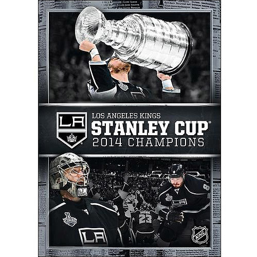 NHL: Stanley Cup 2014 Champions - Los Angeles Kings (Widescreen)
