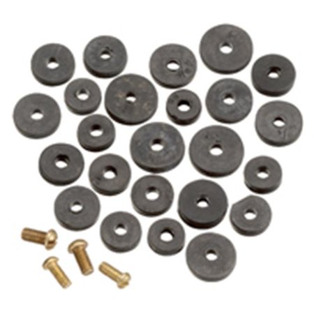 - Plumb Pak PP805-20 Flat Faucet Washer Assortment