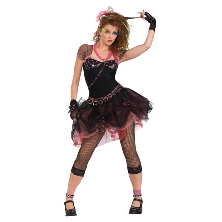 1980s Pop Star Costume Adult R888678 (1980 S Costumes)
