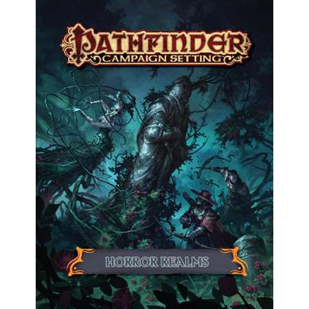 Pathfinder Campaign Setting: Horror Realms (Setting Up A Woodworking Shop In A Garage)